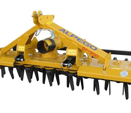 ALPEGO-BF-1 BF-300 Power Harrow