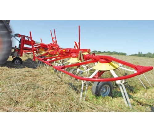 POTTINGER-Eurohit-8-Rotor-Tedders-Mounted-and-Trailed