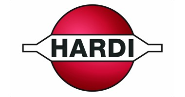 Hardi The Sprayer Logo 3D without motto