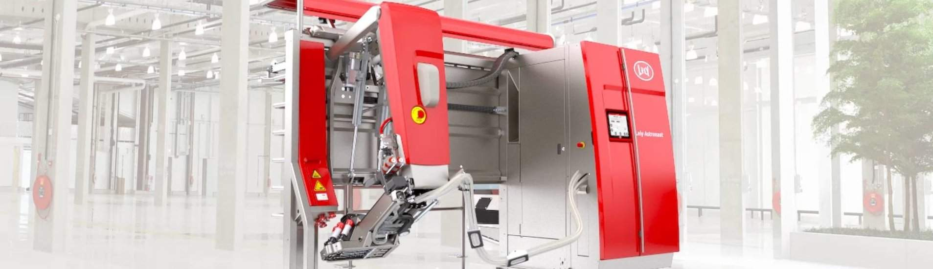 Lely Automatic Milking Machines