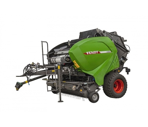 Fendt Variable Round Baler Image