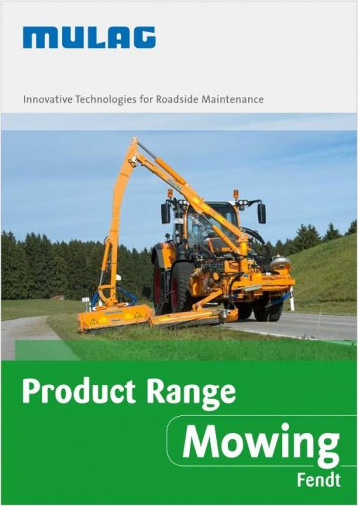 Mulag Mowing Brochure Image