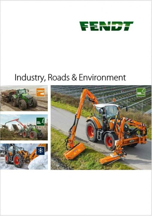 Fendt Industry, Roads & Environment