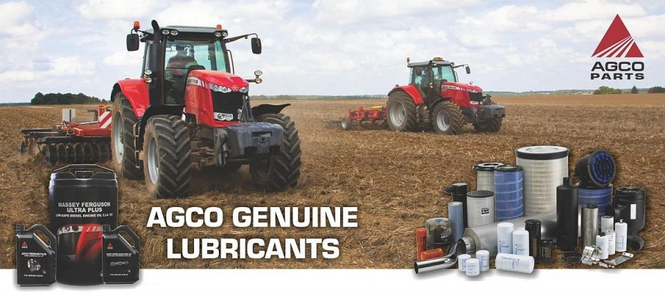 AGCO Genuine Lubricants
