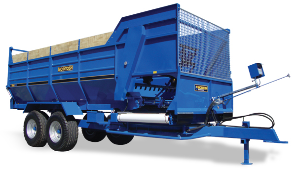 Giltrap Forage Wagon