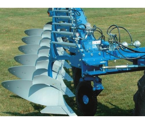 Overum Semi Mounted Conventional DTL Ploughs