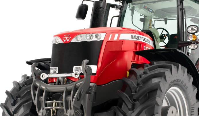 AGCO Finance Massey Ferguson
